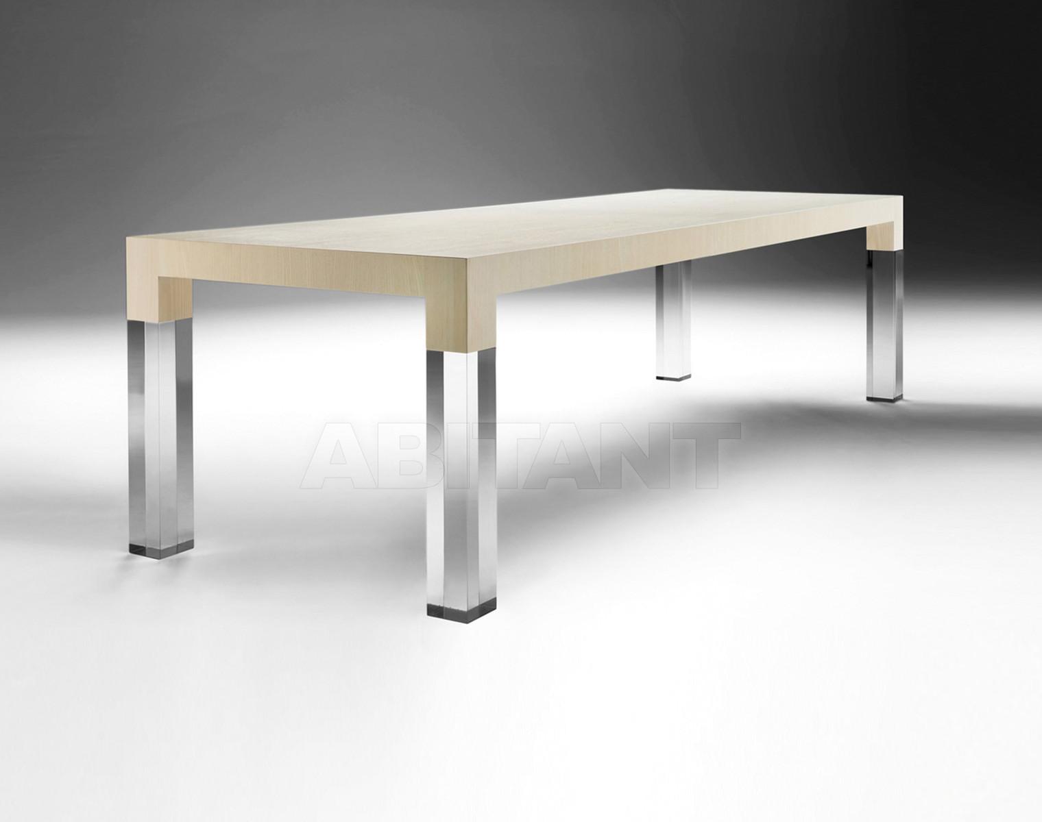 Купить Стол обеденный Kubikoff Gino Lemson & Ruud Bos MIES'Table 02