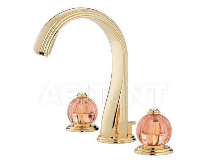 Купить Смеситель для раковины THG Bathroom U1F.151M Mandarine cristal rosalin