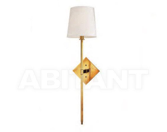 Купить Светильник настенный Hudson Valley Lighting Standard 211-AGB