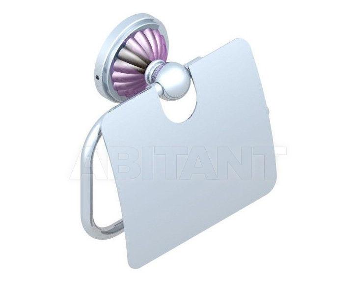 Купить Держатель для туалетной бумаги THG Bathroom U1F.538AC Mandarine cristal rosalin