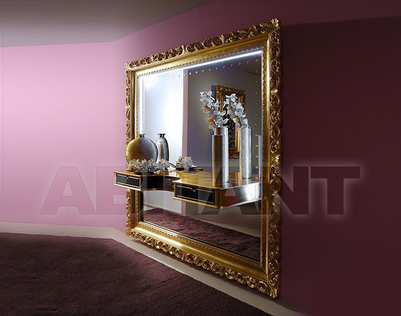 Купить Зеркало напольное Vismara Design Baroque THE FRAME BIG MIRROR - BAROQUE