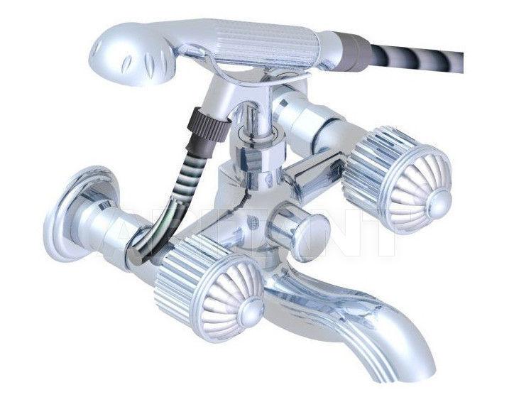 Купить Смеситель для ванны THG Bathroom U1L.13B Nizua clear crystal