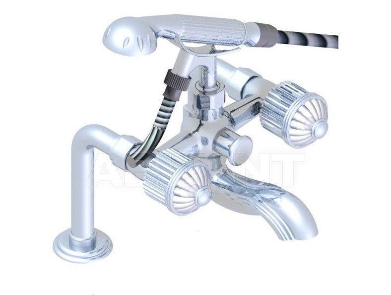 Купить Смеситель для ванны THG Bathroom U1L.13G Nizua clear crystal