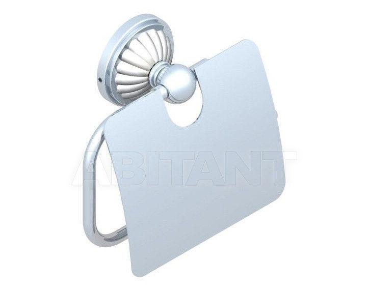 Купить Держатель для туалетной бумаги THG Bathroom U1L.538AC Nizua clear crystal