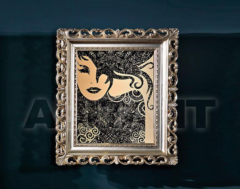 Купить Картина Vismara Design Baroque FRAME 120 BAROQUE - SOLO FRAME