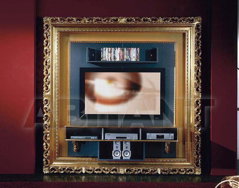 Купить Стойка под аппаратуру Vismara Design Baroque THE FRAME HOME CINEMA - BAROQUE 2