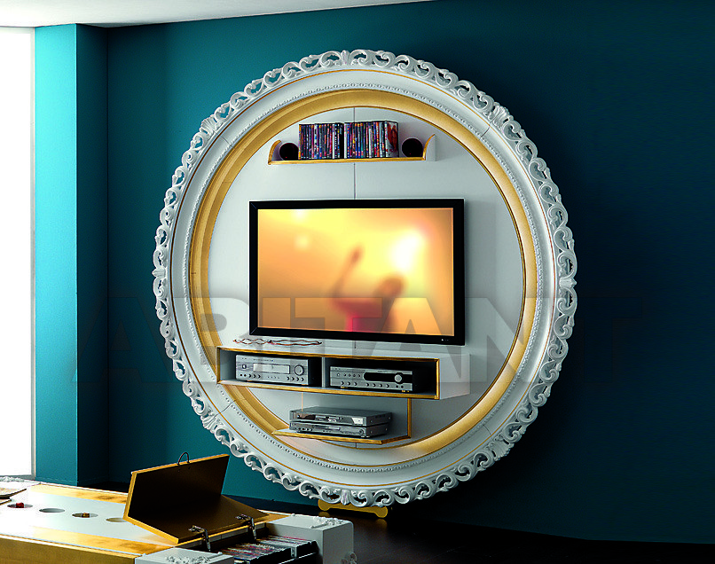 Купить Стойка под аппаратуру Vismara Design Baroque STAR GATE - BAROQUE