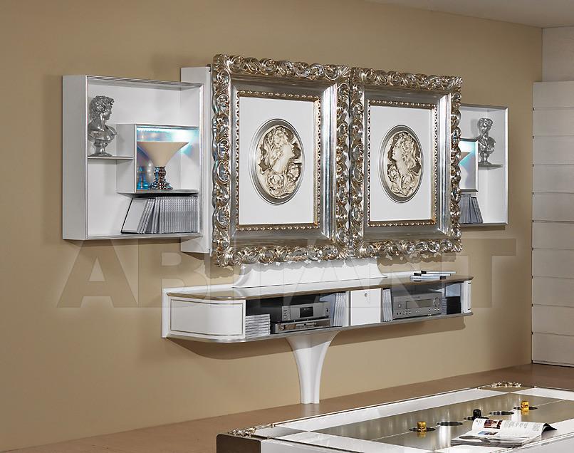 Купить Стойка под аппаратуру Vismara Design Baroque SLIDING HOME CINEMA - BAROQUE