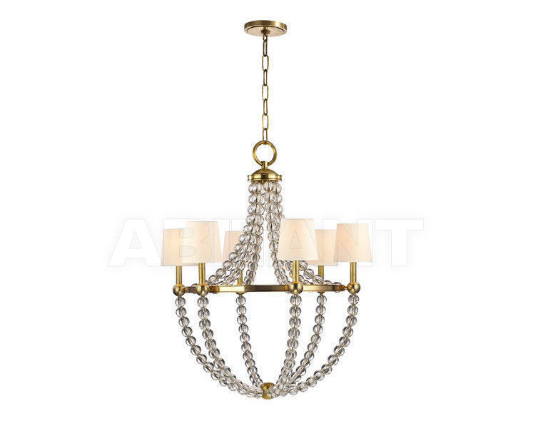 Купить Люстра Hudson Valley Lighting Standard 3116-AGB