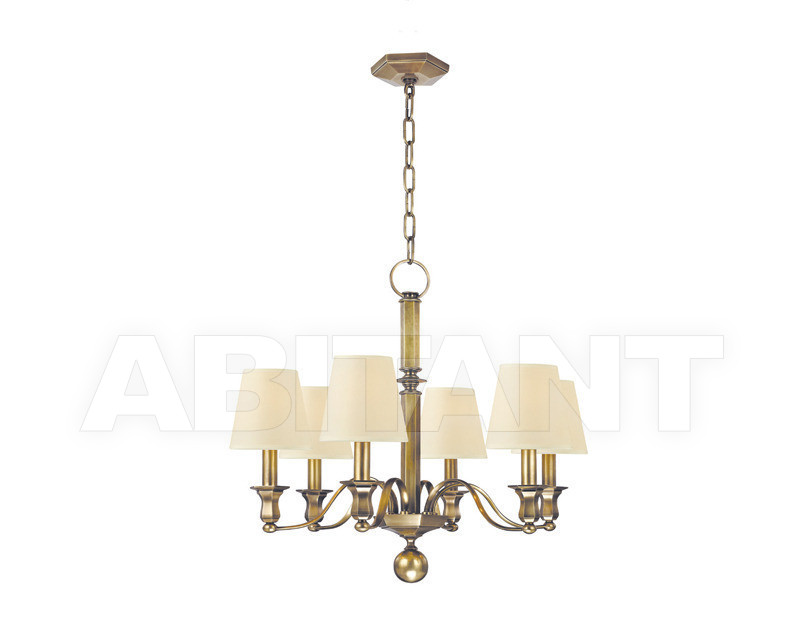 Купить Люстра Hudson Valley Lighting Standard 1416-AGB