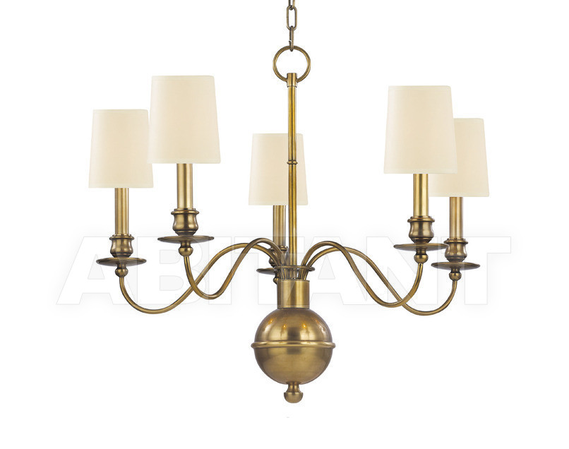 Купить Люстра Hudson Valley Lighting Standard 8215-AGB