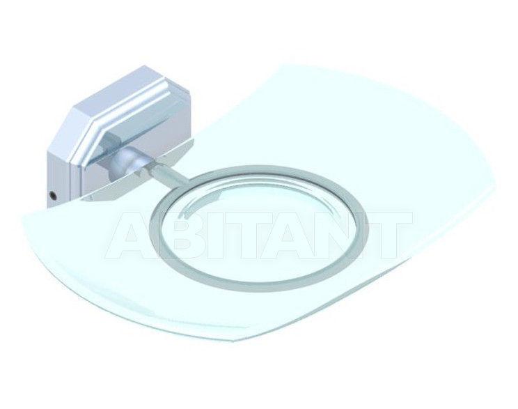 Купить Мыльница THG Bathroom A18.500 Médicis métal