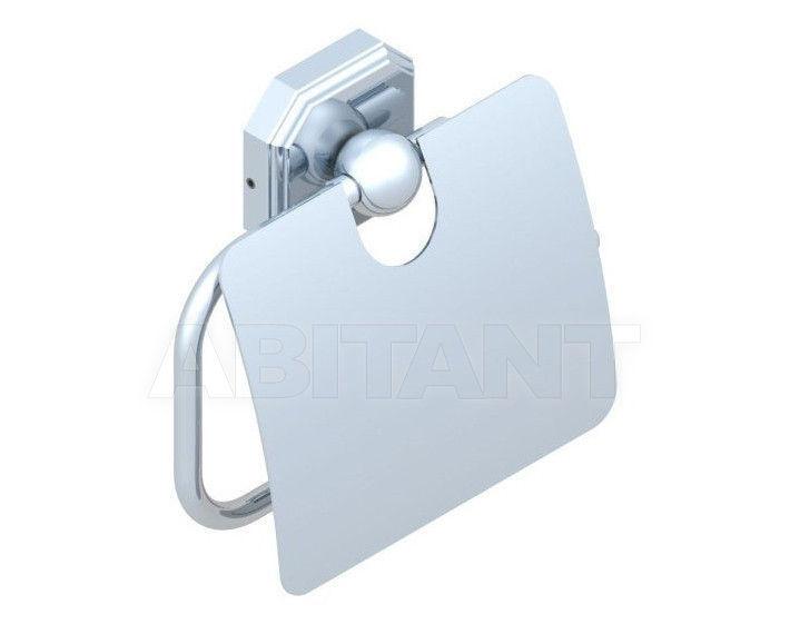 Купить Держатель для туалетной бумаги THG Bathroom A18.538AC Médicis métal
