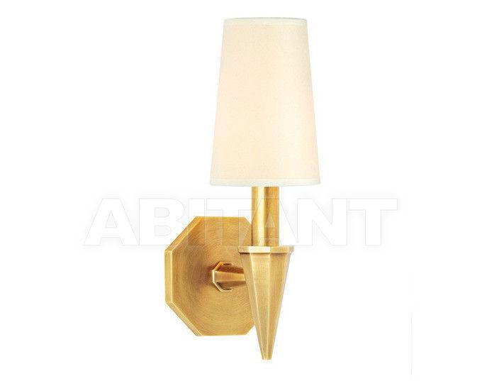 Купить Светильник настенный Hudson Valley Lighting Standard 380-AGB
