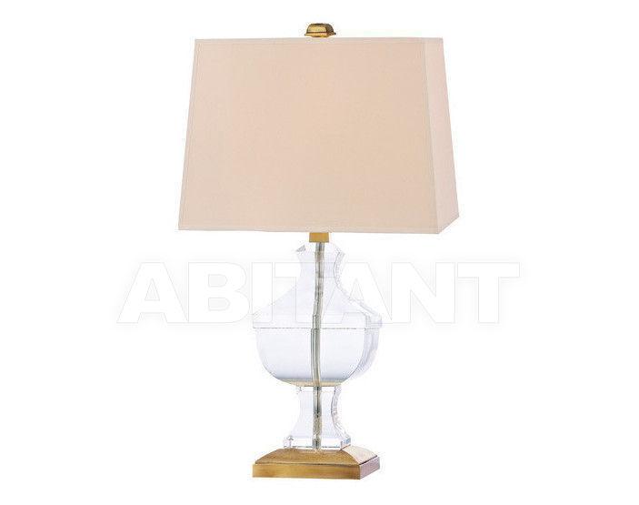 Купить Лампа настольная Hudson Valley Lighting Standard L744-AGB