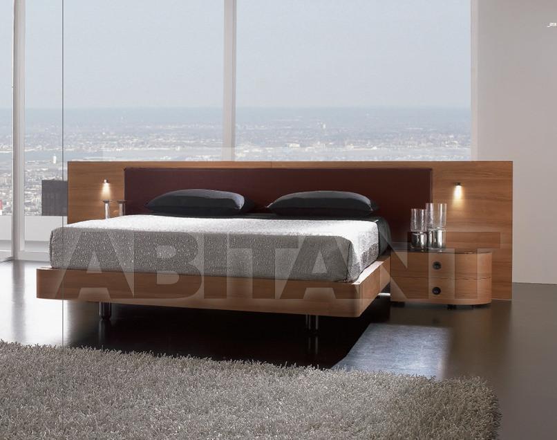 Купить Кровать Artigian Mobili Forme Nella Notte GLH 064 N