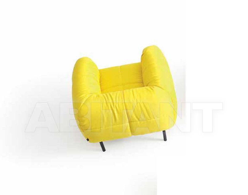 Купить Кресло Arflex Estero 2012 11843 yellow