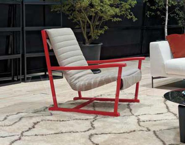 Купить Кресло Arflex Estero 2012 2260 red\white