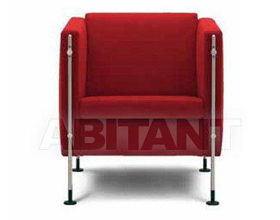 Купить Кресло Arflex Estero 2012 Felix red