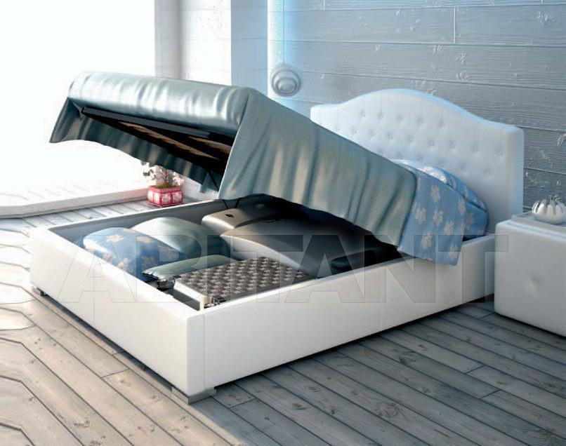 Купить Кровать Target Point Imbottiti BD428/4 6C08