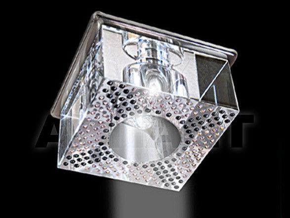 Купить Встраиваемый светильник Gumarcris  Crystal Spot Lights 2400CR