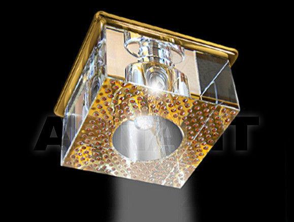 Купить Встраиваемый светильник Gumarcris  Crystal Spot Lights 2402OR