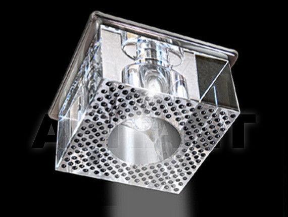 Купить Встраиваемый светильник Gumarcris  Crystal Spot Lights 2403CR