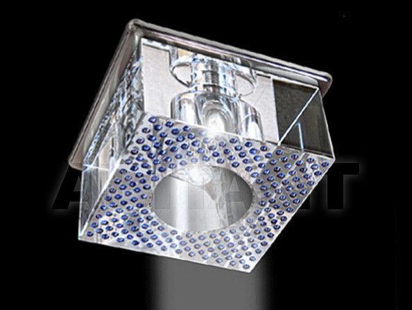 Купить Встраиваемый светильник Gumarcris  Crystal Spot Lights 2406CR