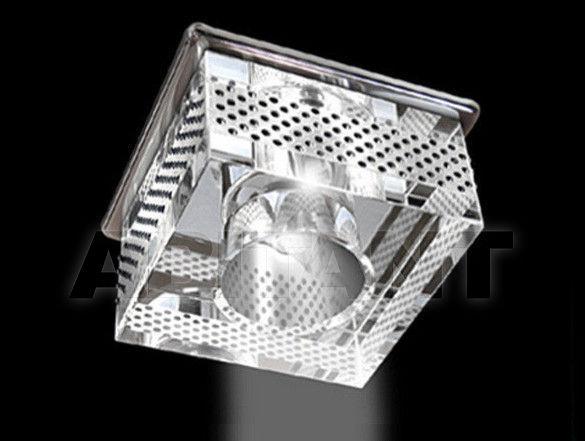 Купить Встраиваемый светильник Gumarcris  Crystal Spot Lights 2410CR