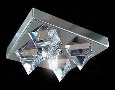 Купить Встраиваемый светильник Gumarcris  Crystal Spot Lights 2150CR