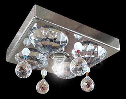 Купить Встраиваемый светильник Gumarcris  Crystal Spot Lights 2007CR