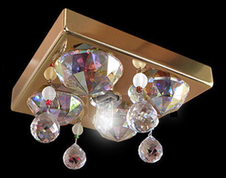 Купить Встраиваемый светильник Gumarcris  Crystal Spot Lights 2008OR
