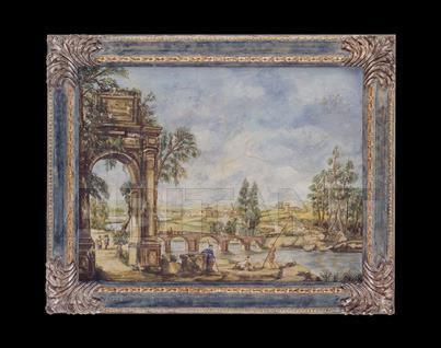 Купить Картина Stile Legno Momenti D'arte 1150