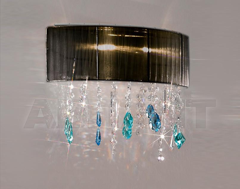 Купить Светильник настенный Kolarz Inspiration 0240.62.5.Bk STR