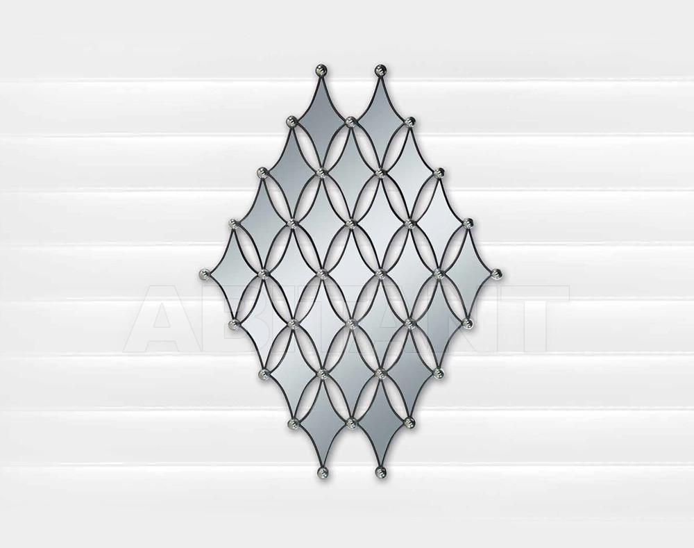 Купить Зеркало настенное Isacco Agostoni Contemporary 1312B RUMBLE MIRROR SHAPE