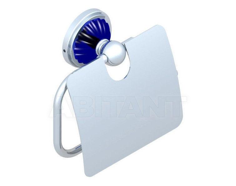 Купить Держатель для туалетной бумаги THG Bathroom U1Q.538AC Nizua cristal sapphire