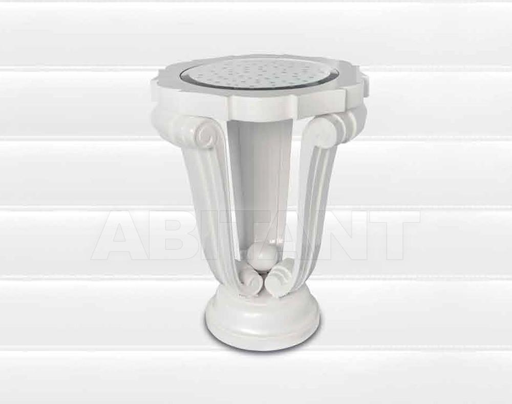 Купить Столик приставной Isacco Agostoni Contemporary 1317 SIDE ROUND TABLE