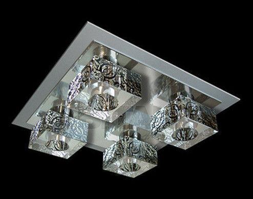 Купить Светильник точечный Gumarcris  Crystal Spot Lights PC4+10