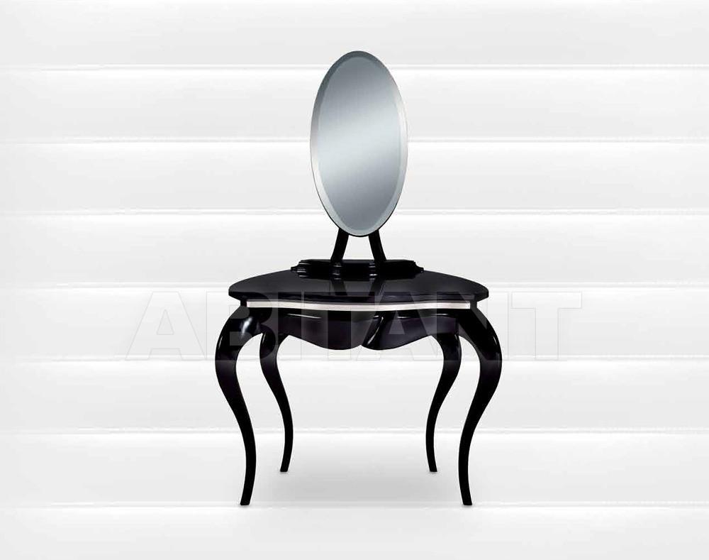 Купить Столик туалетный Isacco Agostoni Contemporary 1308 WOOD MAKE-UP VANITY