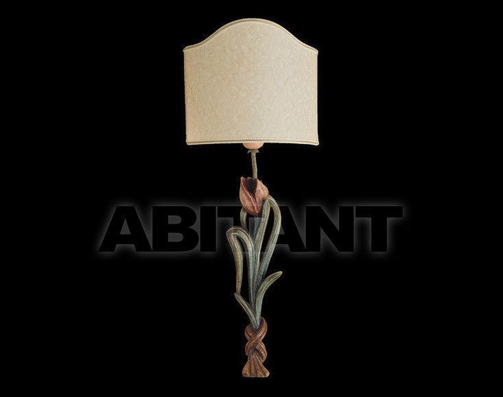 Купить Бра Stile Legno Momenti D'arte 6061