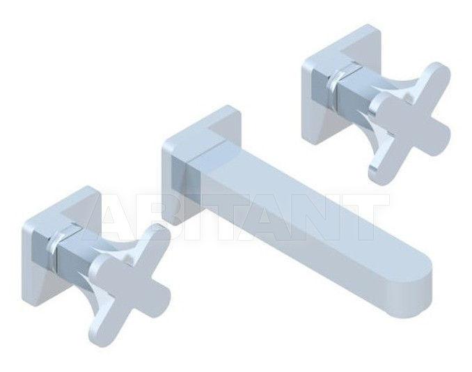 Купить Смеситель для раковины THG Bathroom A6A.20GA Profil métal