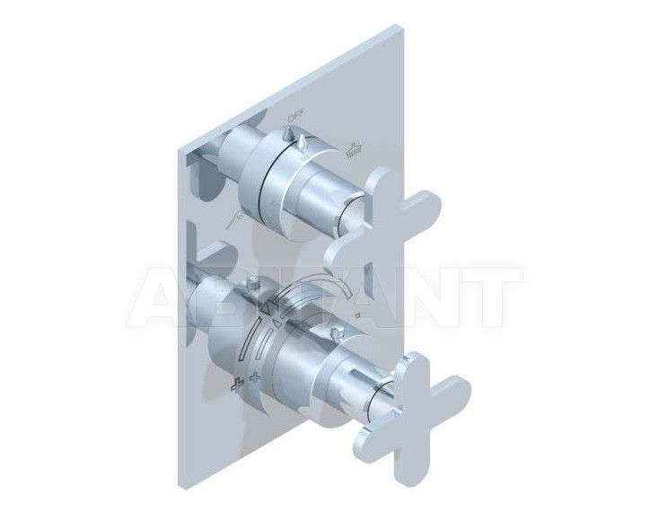 Купить Смеситель термостатический THG Bathroom A6A.5500B Profil métal
