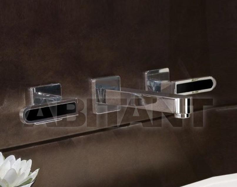 Купить Смеситель для раковины THG Bathroom A6P.20GA Profil black Onyx with lever