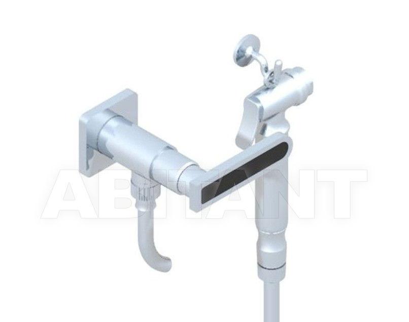 Купить Гигиенический душ THG Bathroom  A6P.5840/8 Profil black Onyx with lever