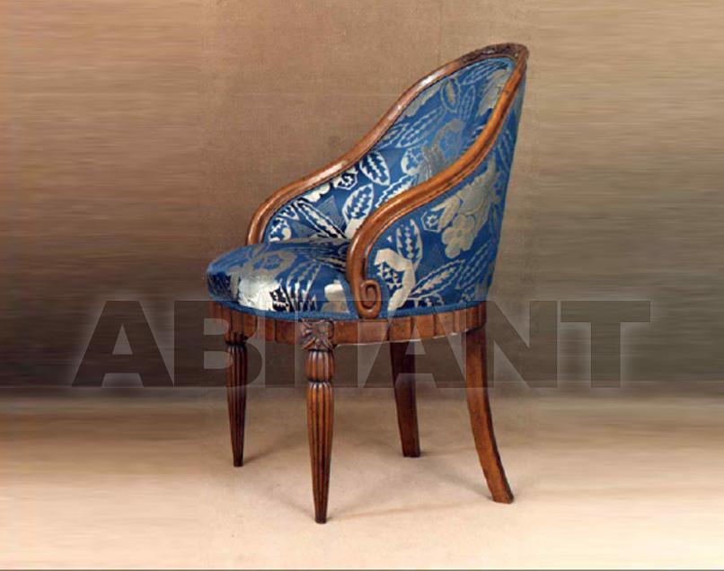 Купить Стул с подлокотниками P. & G. Cugini Lanzani Art Deco 9242