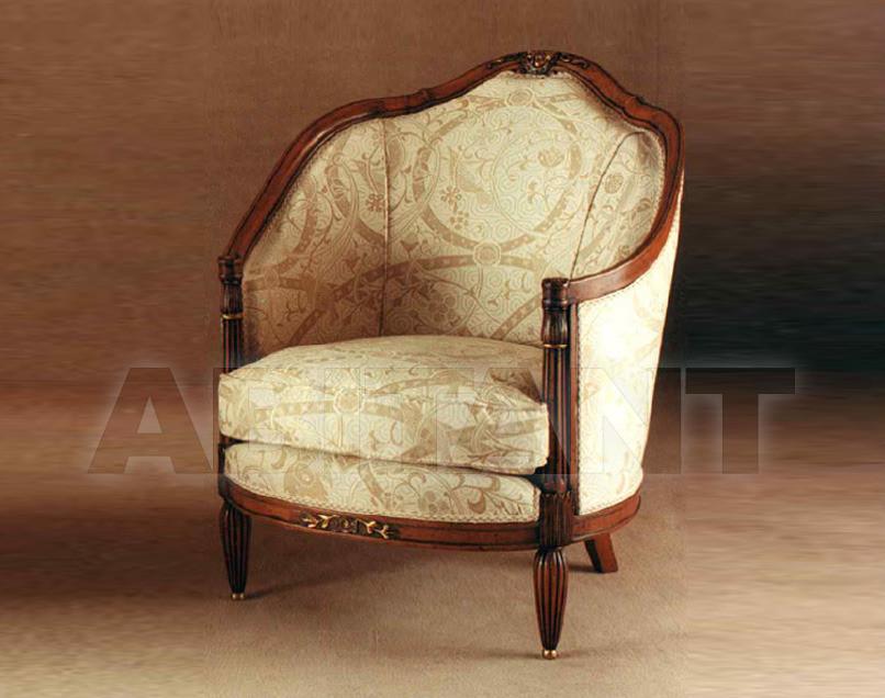 Купить Кресло P. & G. Cugini Lanzani Art Deco 9272