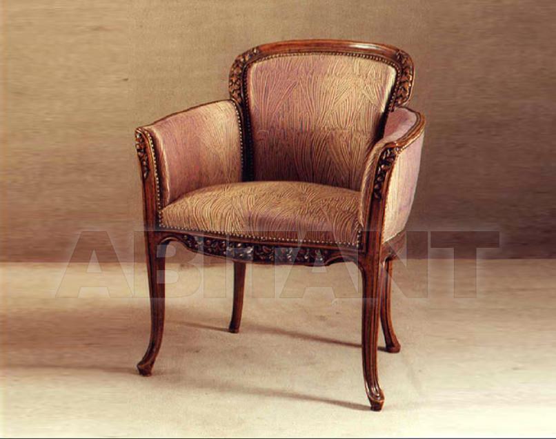 Купить Стул с подлокотниками P. & G. Cugini Lanzani Art Deco 9319