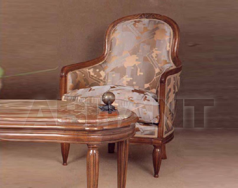 Купить Кресло P. & G. Cugini Lanzani Art Deco 9243