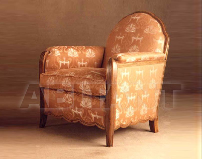 Купить Кресло P. & G. Cugini Lanzani Art Deco 9261
