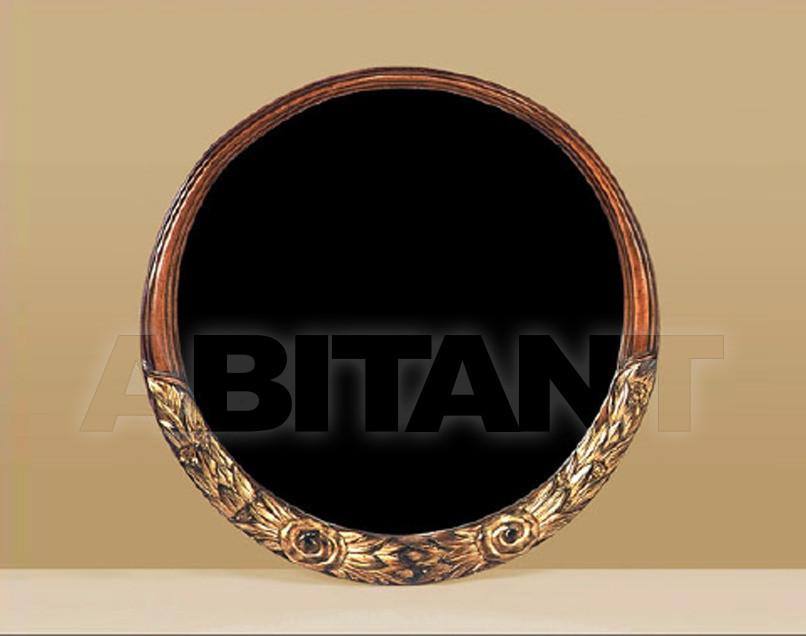Купить Зеркало настенное P. & G. Cugini Lanzani Art Deco 9328
